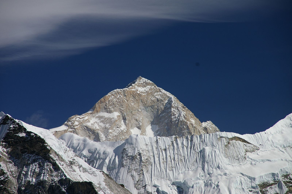 Makalu. Photo: Ben Tubby/Flickr